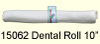 Dental Roll 10""